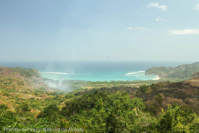 Indonesia - Sumba - Tarimbang - Peter's Magic Paradise - The bay