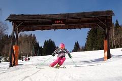 SNOW tour 2014/15: Kubova Huť – po kulajdě pro čepici