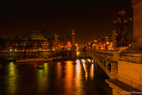 longexposure light sky paris france seine night clouds landscape cityscape greatphotographer