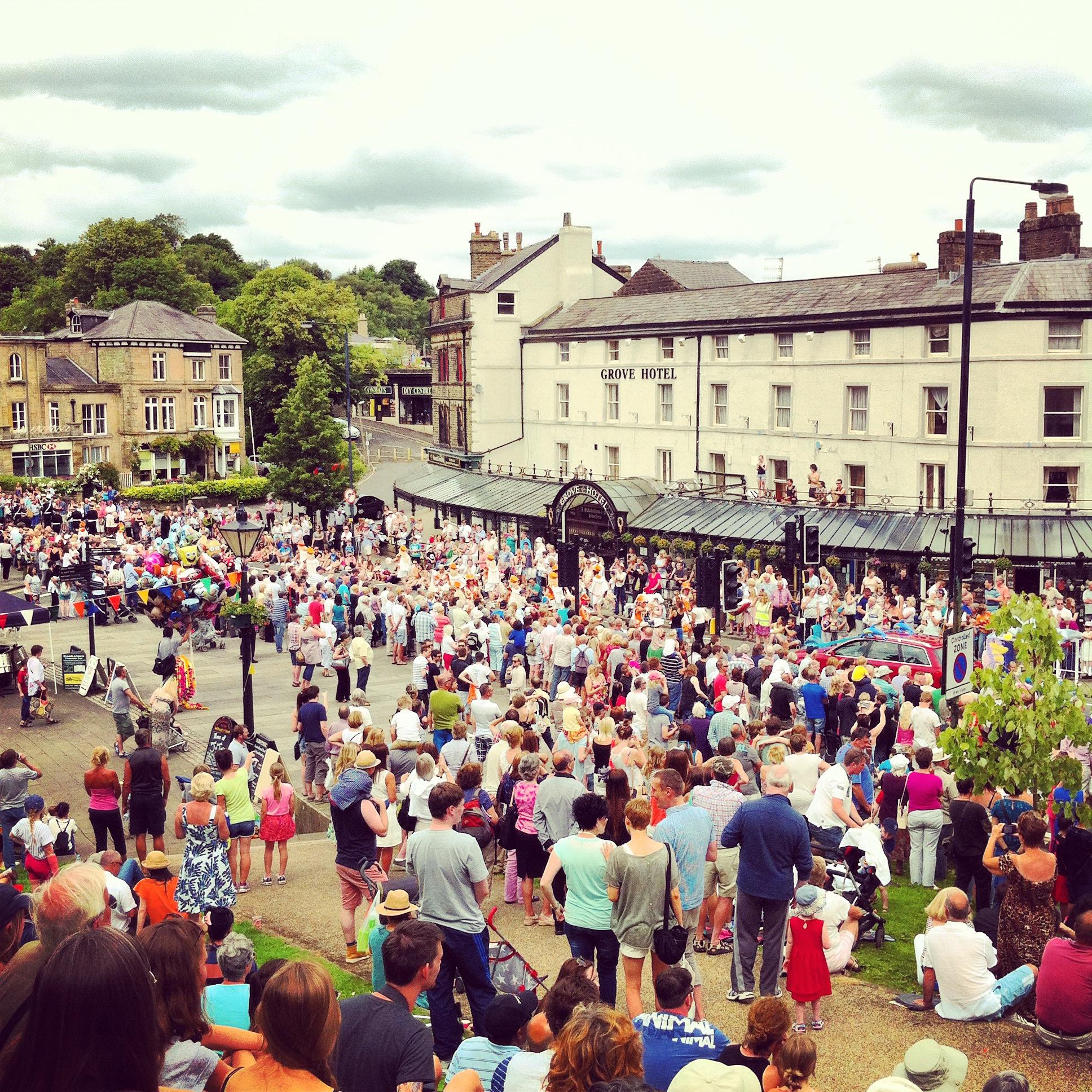 Buxton Parade