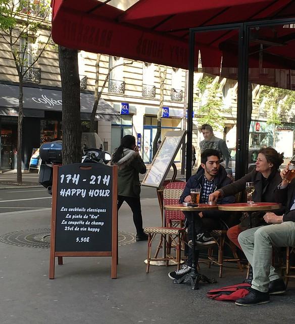 Paris Cafés