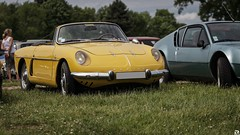 Alpine A110 Yellow Roadster