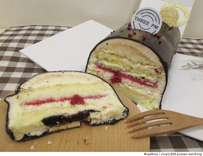 台中甜點 THREE PM 台中宅配甜點 台中好吃甜點 下午三點35