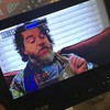 Everything shot today was indoors. Because of the heat, the woods scenes will be filmed next weekend. #makingafilmforthefunofit