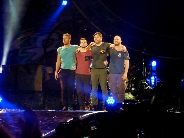 Coldplay - Mylo Xyloto Tour - Stade de France, Paris (2012)