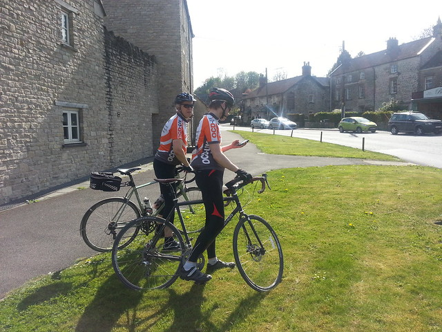 Around Bath and Cheddar.  In training for Lands End to John o Groats - ride4ocd cycle ride.  Please sponsor us - www.justgiving.com/ride4ocd
