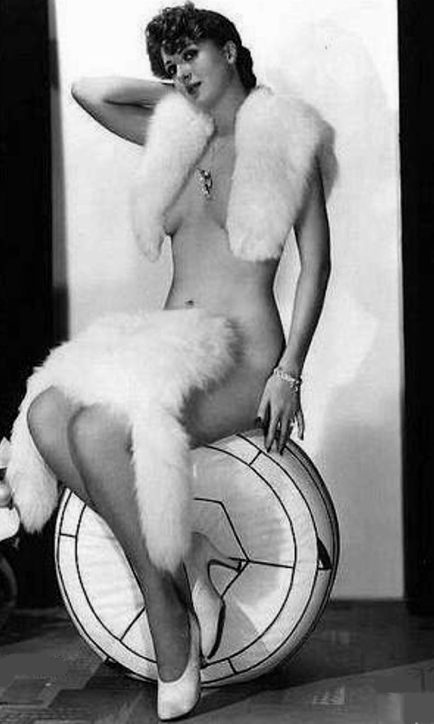 Vintage stripper film hollywood beauties 5