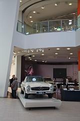 Brooklands - Home of Mercedes Benz World