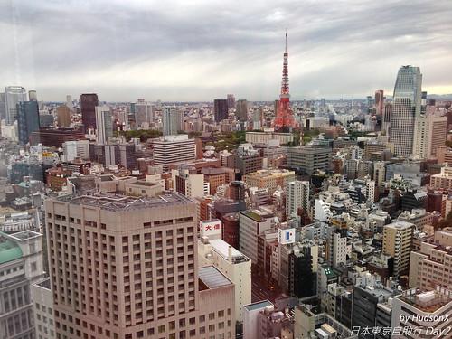 早安東京鐵塔(2)