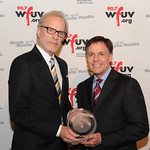 WFUV Gala 2013: Michael Weisman and Bob Costas