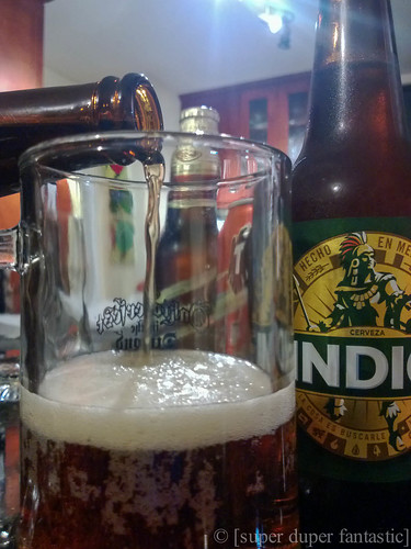 Mexican Beers - Indio