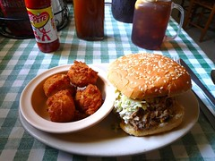 BBQ sandwich, Allen & Son