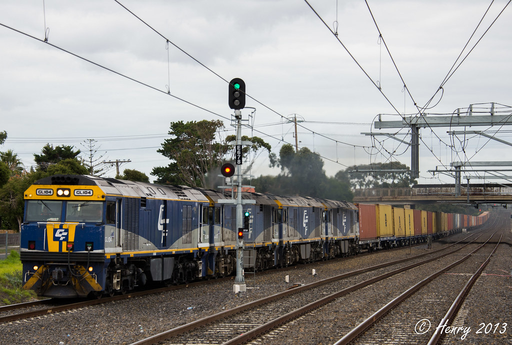 Quad GL's at Coolaroo by Henry Owen