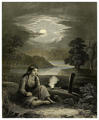 003-A la luz de la luna-The Indian tribes of the United States..1884-H. R. Schoolcraft
