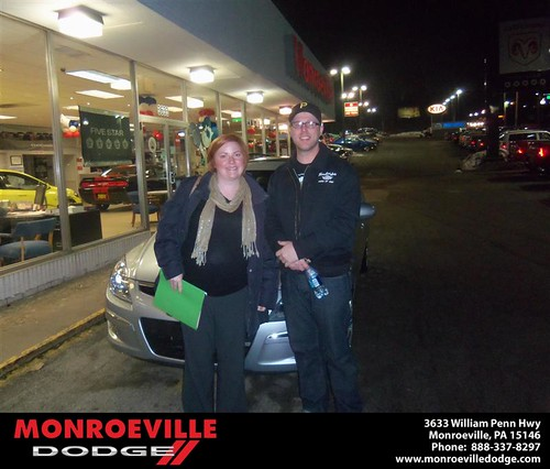 Monroeville Dodge would like to wish a Happy Birthday to Julie Weigel! by Monroeville Dodge