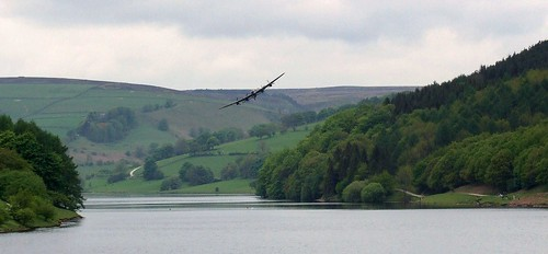 Dambusters Fly Past