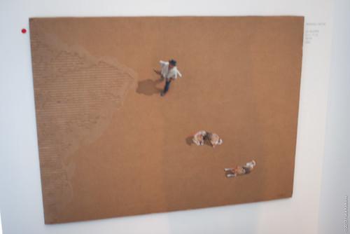 Armando Castro - Galeria Casa Cuadrada - ART Lima