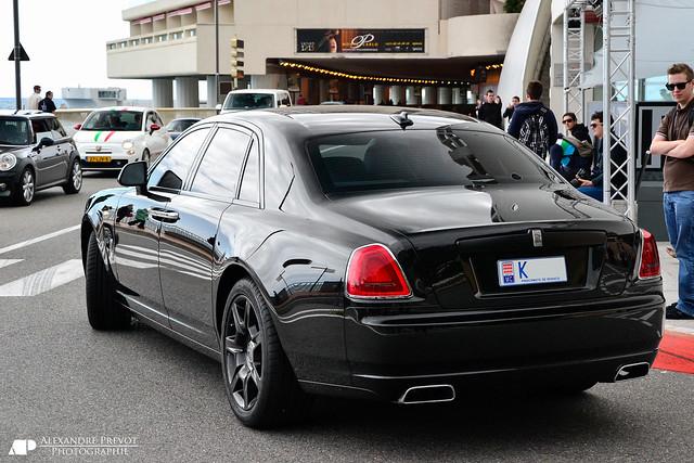 Rolls-Royce Ghost (RR4)