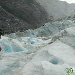 Our Guide at Franz Josef Glacier - South Island, New Zealand