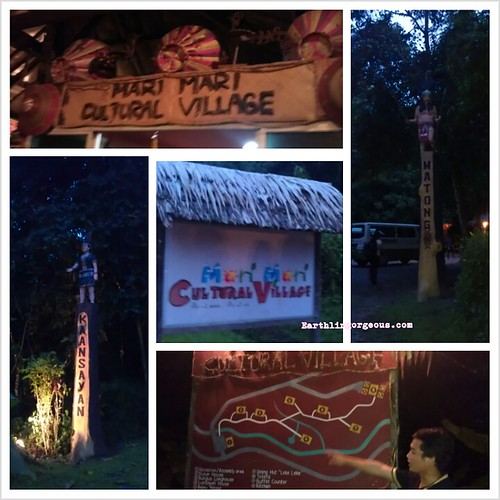 Mari Mari Cultural Heritage Village