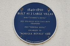 Photo of Blue plaque № 11012