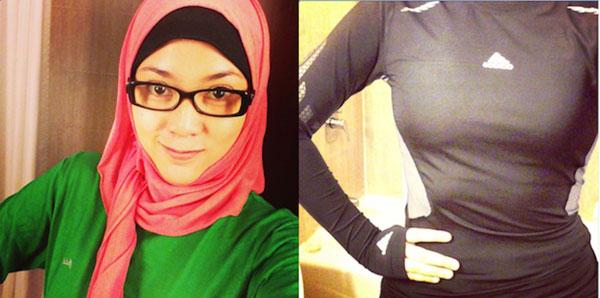 8979794883 c881cdc55b o Shila Amzah Seksi Ke Gym Dikritik Peminat