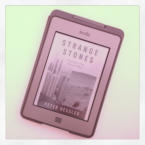 Strange Stones, a Kindle ebook