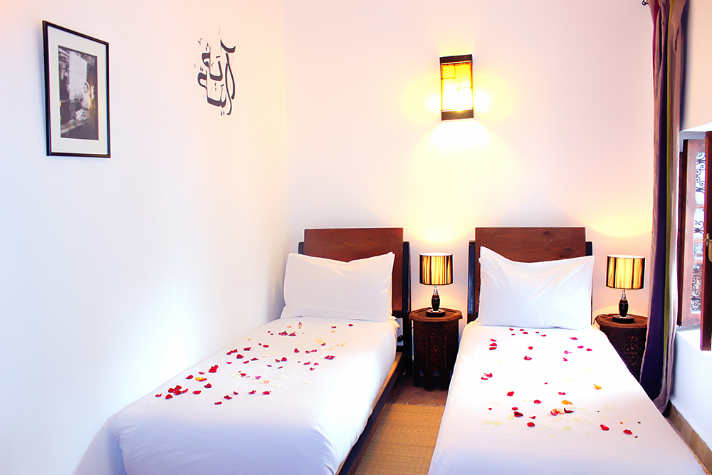 Restaurant Riad 107