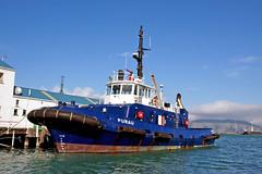 Tug Boats.