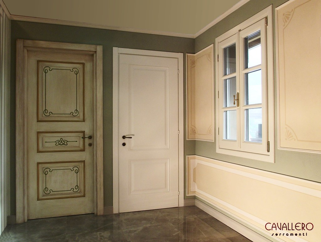 Gallery linea opera - Porte interne usate bianche ...