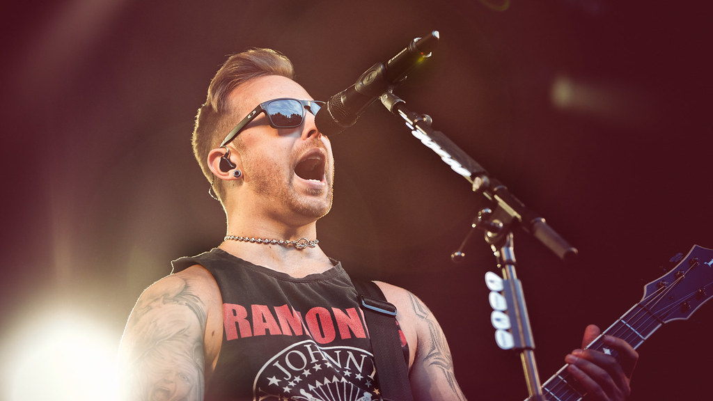 Bullet For My Valentine, Hovefestivalen 2013