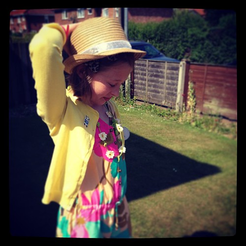 This gorgeous girl turns 11 today! 11 years ago today I was running around Norwich trying to find the tiniest clothes available, now look at her!