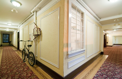 Hall Window by petetaylor