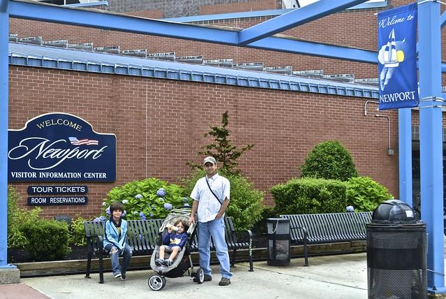 Newport Rhode Island  Day Trip Itinerary
