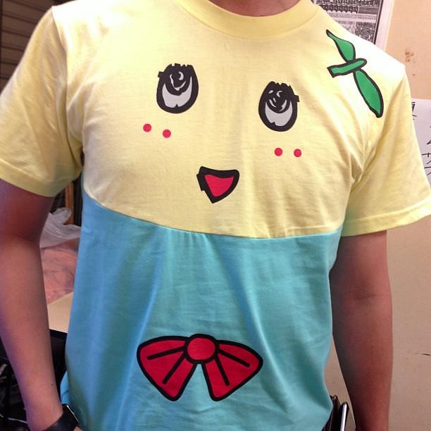 ふなっしーTシャツいいな