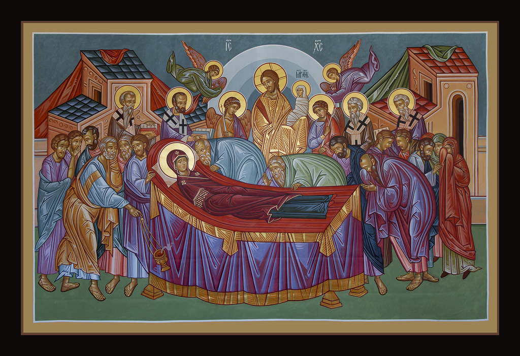 Dormition of the Mother of God. 2013.