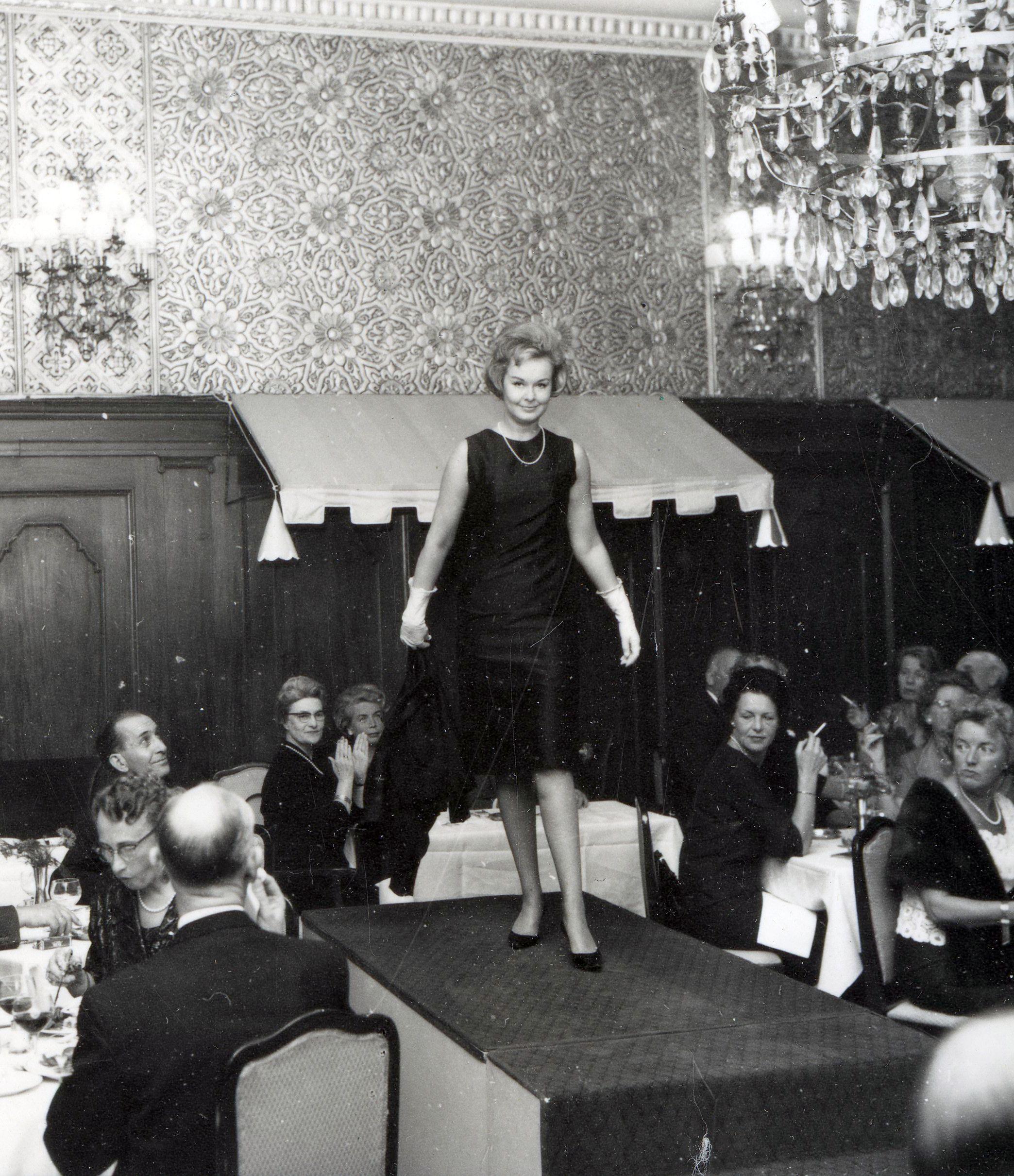 Moteoppvisning Bristol 1963