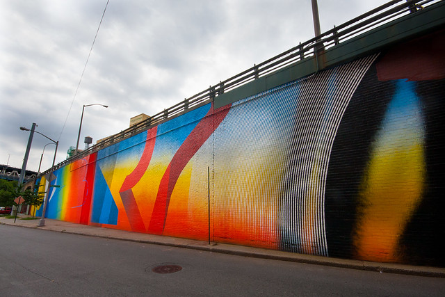 MOMO, Dumbo Walls