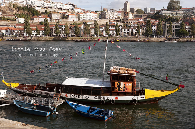 Douro and its boats