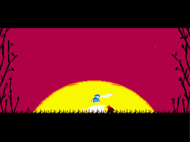 Samurai Gunn on PS4 and PS Vita