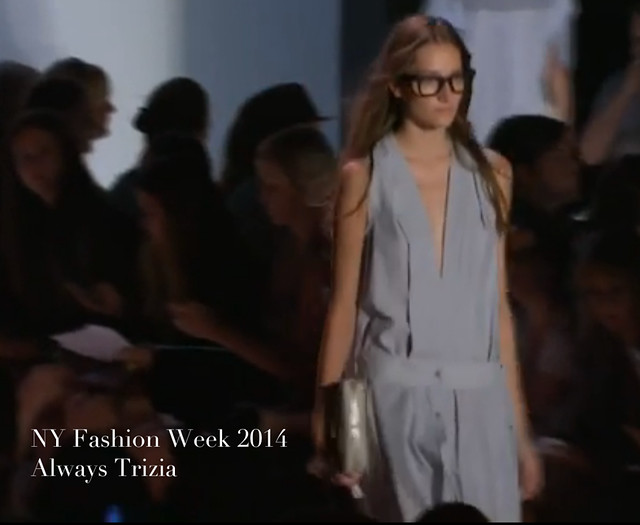 NY Fashion Week 2014 Always Trizia041