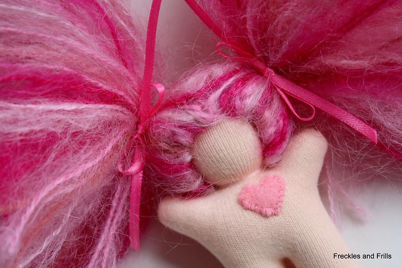 Raspberry a Super Sweet Bitty Doll