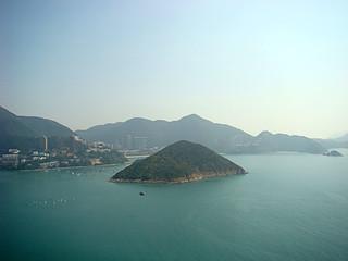 018 Uitzicht op Middle Island
