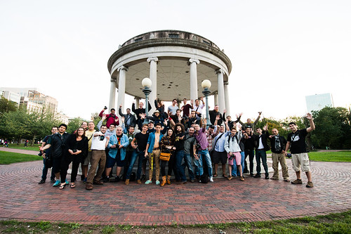 Boston FrotoWALK Meetup