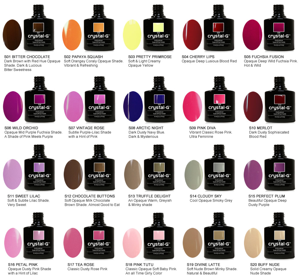 S range full bottle with nail color chart_1
