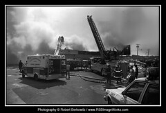 1985 - Fire, Thom McAn Shoe Store, Bethpage, NY