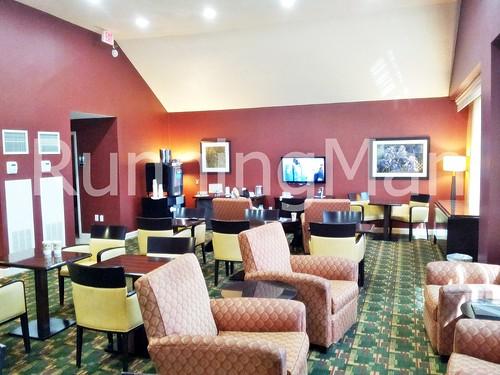 Hilton North Hotel 10 - Executive Lounge