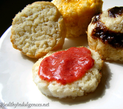 Easy Drop Biscuits (Low Carb, Gluten-Free)