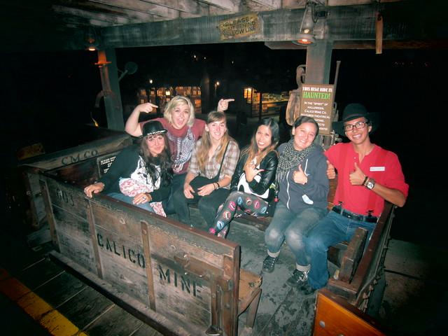 Knott's Scary Farm 2013