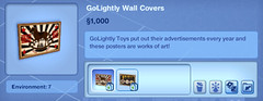 GoLightly Wall Covers